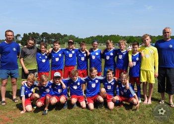 Foto č. 1- Valašský fotbal exkluzivně z Chorvatska! - U 12 Valmezu jedenáctá na mezinárodním turnaji Amfora Cup v Poreči