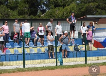 Foto č. 5- Valašský fotbal exkluzivně z Chorvatska! - U 17 Valmezu vyhrála Amfora Cup v Poreči
