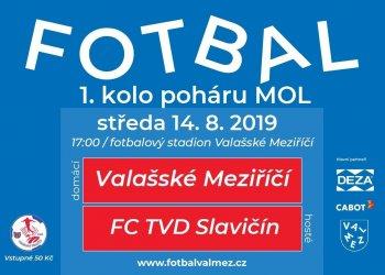 Foto č. 1- Valmez i Všechovice ve středu doma v 1. kole MOL Cupu