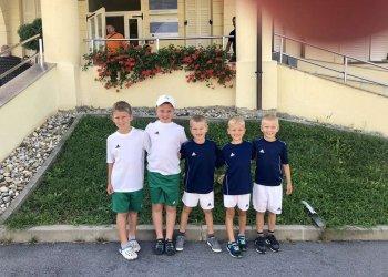 Foto č. 4- Valašskomeziříčské naděje si zahrály turnaj v Chorvatsku
