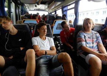 Foto č. 1- Vozák rozhodl o výhře meziříčské U 17 v Havířově