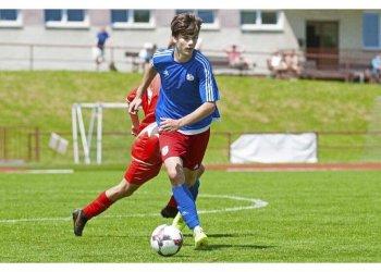 Foto č. 1- Daniel Smékal - Zápas s Bayernem byl velkým zážitkem!