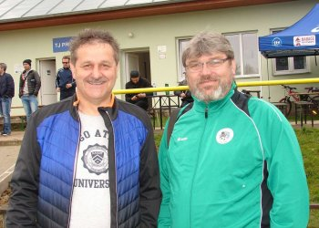 Foto č. 5- Dycky Brno, říká Bombér a předseda OFS Vsetín Stanislav Volek