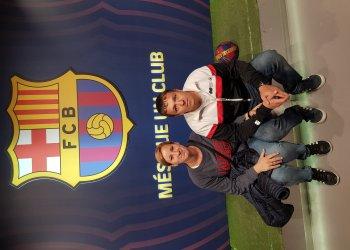 Foto č. 2- Milan Daňa - Starosta a fotbalista v jedné osobě