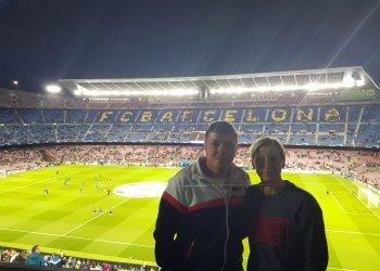 Foto č. 1- Milan Daňa - Starosta a fotbalista v jedné osobě