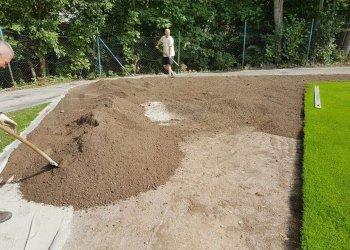 Foto č. 2- Skvělá práce Fidoteamu - Prostřední Bečva má větší hrací plochu! Vertikutace v Karolince a Horní Bečvě
