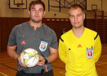 Foto č. 1- Kup si předplatné a připoj se s Valašským fotbalem k charitativní akci na podporu rozhodčího Radka Nohavici