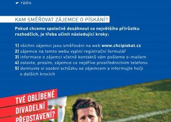 Foto č. 3- Miluješ fotbal a on Tě potřebuje - Náborová kampaň rozhodčích www.chcipiskat.cz