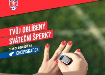 Foto č. 4- Miluješ fotbal a on Tě potřebuje - Náborová kampaň rozhodčích www.chcipiskat.cz