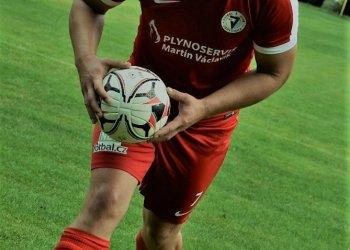 Foto č. 1- Představujeme současné valašské fotbalisty - Tomáš Šťastný (Jablůnka)