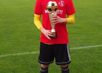 Foto č. 1- Představujeme současné valašské fotbalisty - René Fröhlich mladší (Valašské Meziříčí)