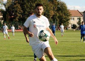 Foto č. 1- Představujeme současné valašské fotbalisty - Erik Hrabovský (Všechovice)