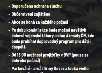 Foto č. 2- Fotbalový areál v Leskovci nabídne Army den