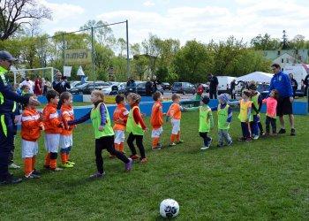 Foto č. 1- Dětský fotbalový festival v Krhové