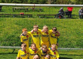 Foto č. 2- Dětský fotbalový festival v Krhové