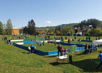 Foto č. 4- Dětský fotbalový festival v Krhové