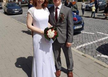 Foto č. 3- Valašský fotbal gratuluje Marku Macíčkovi I ke vstupu do manželského života