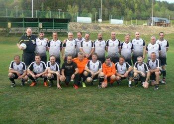 Foto č. 2- Vigantice si zahrály přípravu na Ligu starých pánů 2019 se slovenskou Korňou