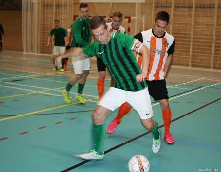 Sezona futsalistů Komárovic skončila ve čtvrtfinále play – off