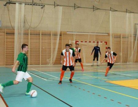 Futsalisté Komárovic splnili předsezonní cíl